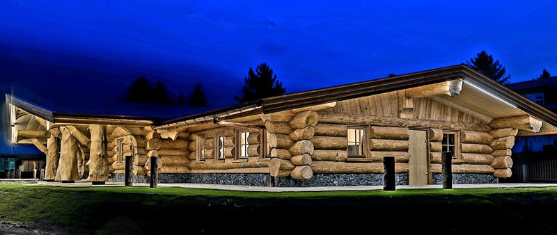 Naturstamm Blockhaus | Gries in Tirol